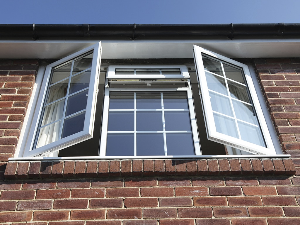 Casement Window Installation in Winnipeg