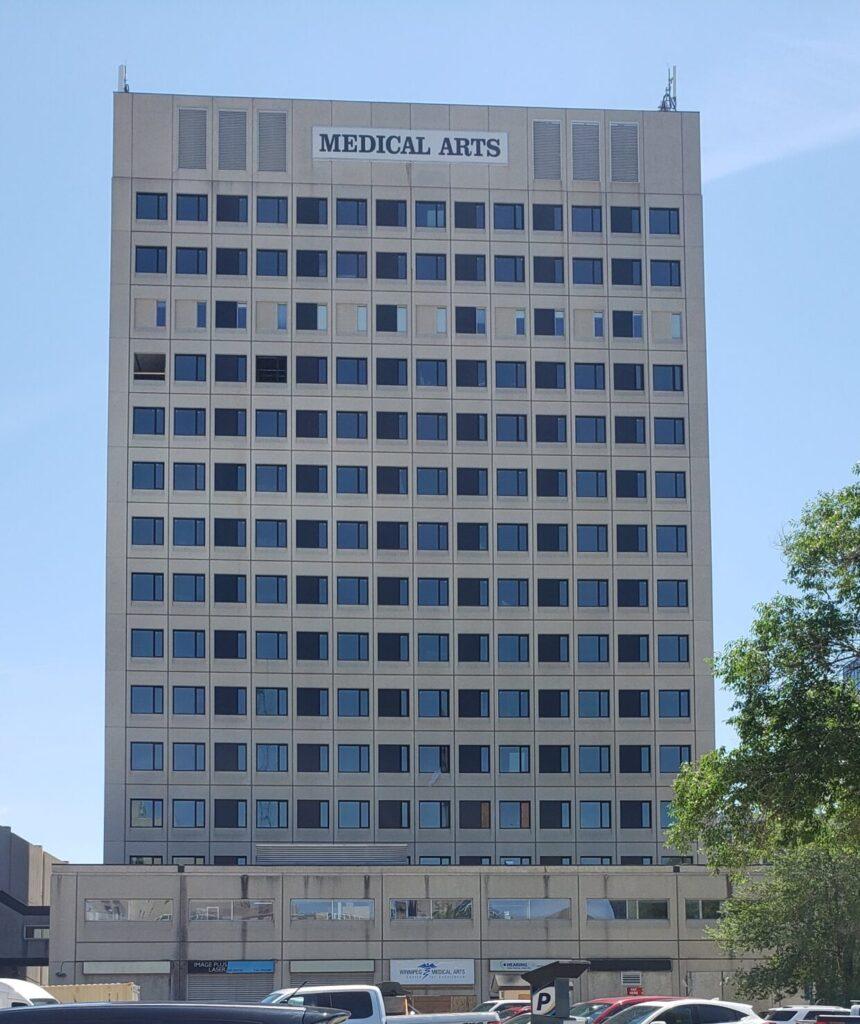 Medical Arts Building in Winnipeg